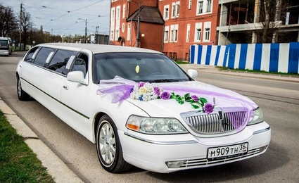 Lincoln Town Car Crystal
